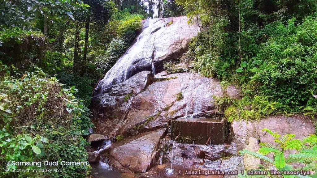 Malalpola Kithul Ella Waterfall