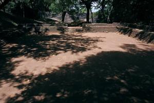 Throne & Dalanda Maligawa at Dambadeniya Kingdom