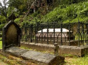 British Garrison Cemetery of Kandy