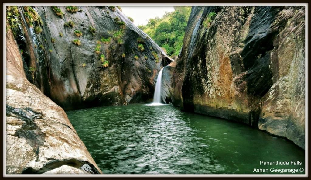 Pahanthuda Ella Falls