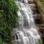 Parakumpura Ella Falls by Ashan Geeganage