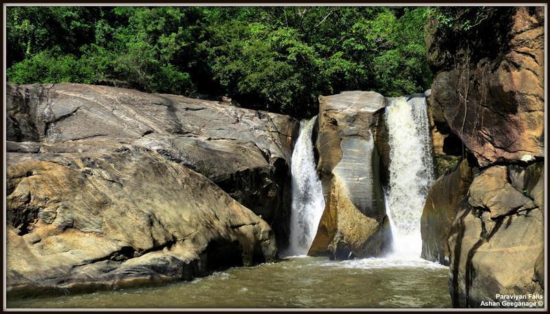 Pareiyan Falls