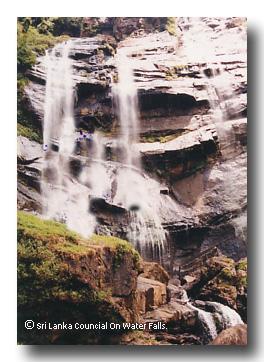 Perawella Ella Falls