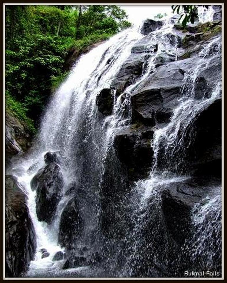 Ruckmal Ella Falls