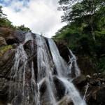 Lebanon Estate waterfall No II