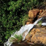 Top of Minuwan Ella Falls