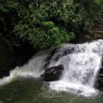 Deraniyagala Polgaswatte Kaluwala Ella Falls on Kadiran Oya