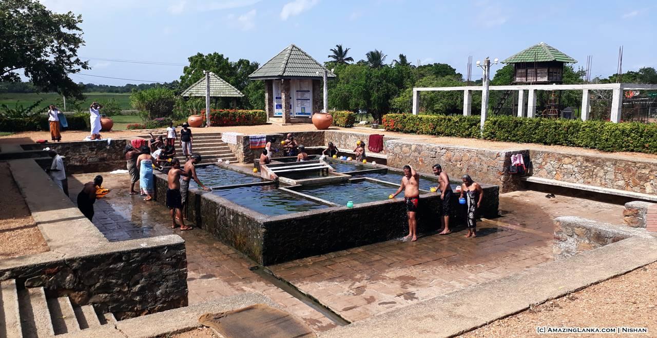 Madunagala Hot Water Wells