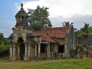 Manthiri Manai Mansion in Jaffna