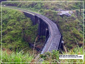 Bridge After the Demodara Loop - Badulla End
