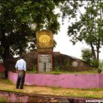 Monument of Aranthalawa Massacre