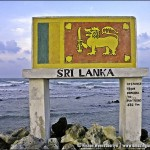 The Northern tip of Sri Lanka at Point Pedro