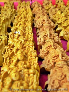 Souvenirs at Nallur Kovil at Jaffna