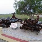 General Densil Kobbakaduwa Memorial at Jaffna