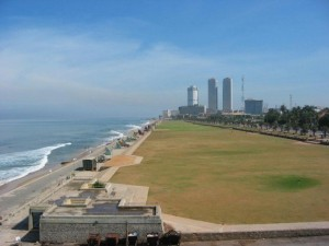 Galle Face Green - Colombo, Sri Lanka