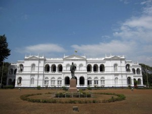 Colombo National Museum- Colombo, Sri Lanka