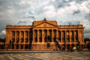 Old Parliament Building - Colombo, Sri Lanka