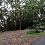 Ohiya - Horton Plains end of the route through Devils Staircase