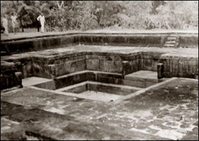 The remains of the pond at Galabedda Pix by Gamini G. Punchihewa