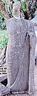 Buddhist Ruins at Olumadu, Ampakamam