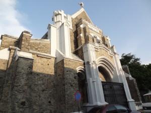 All Angels' Church in Colpetty (Gal Palliya)