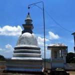 Restored Stupa of Siththamgallena Raja Maha Viharaya