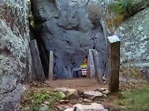 Saliya Guhawa at Wilandagoda Aranya and Salawana Viharaya