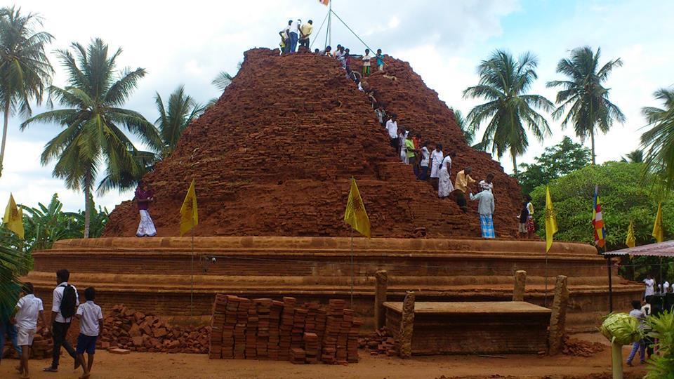 Nawagala Stupa