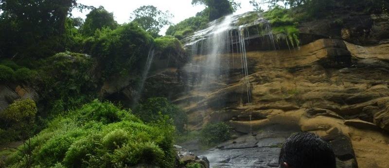 Yatawatta Biso Ella Falls