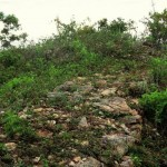 Remains of Etampitiya Kotugodella Fort