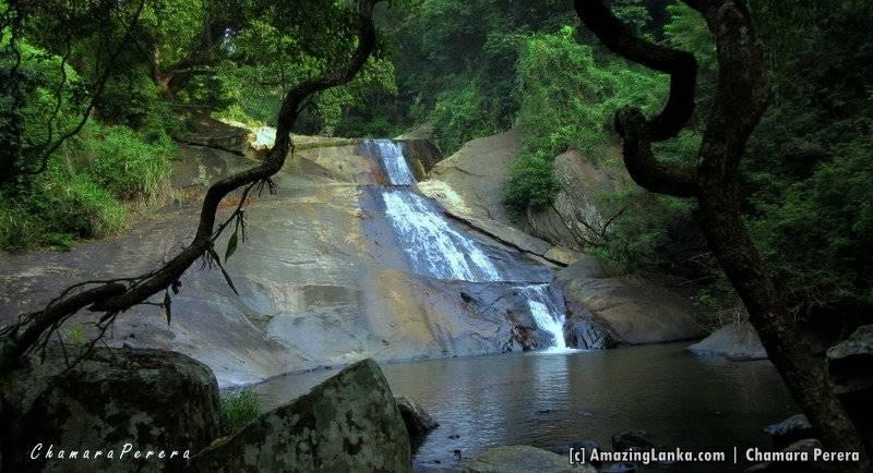 Kumbaloluwa Ella Falls (Kosgolla Ella Falls)