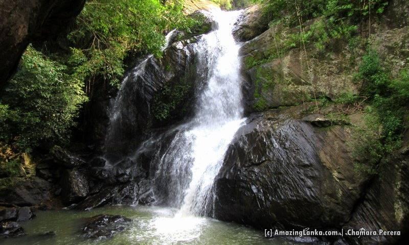 Opalgala Ella Falls - No 4