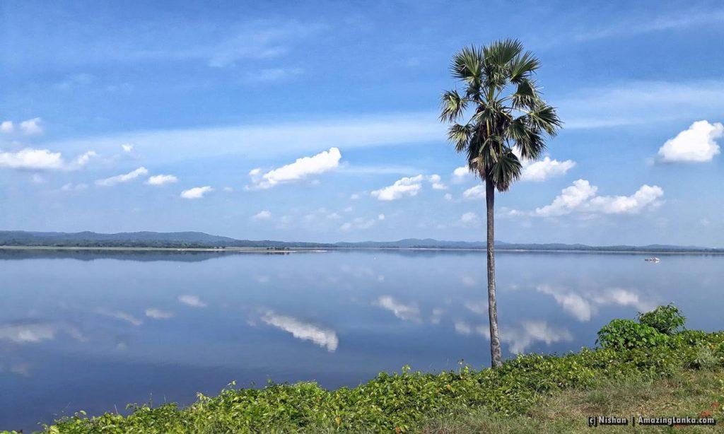 Kantale Reservoir