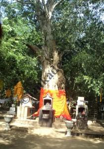 The Kuda Kebiliththa Devalaya