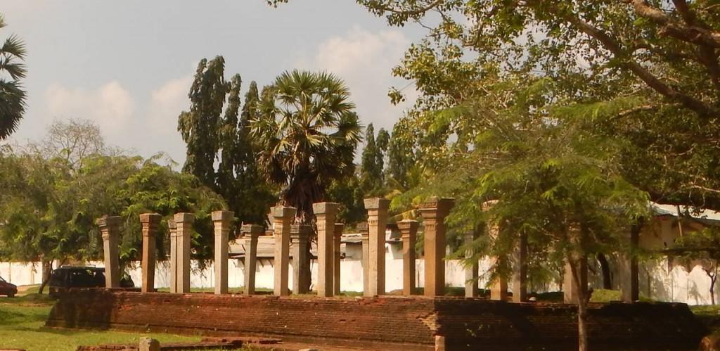 Ruins of Mayura Pirivena