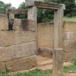 The entrance to the Padanagara No. 2