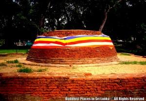 Sangamiththa Stupa