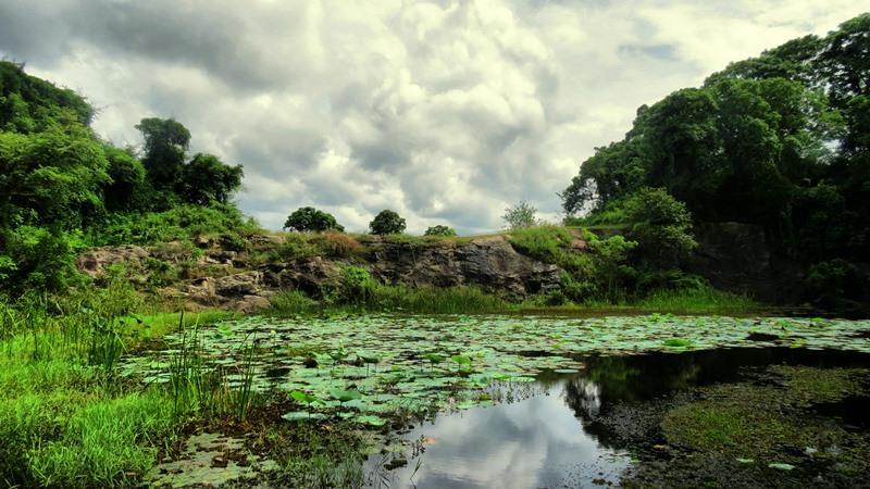 Ruins at Thimbiriwewa