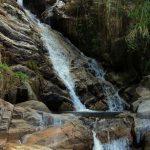 Polgahaarawa Kaluwala cascade — at Meegahakiula.
