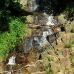 Trickling stream of Maduwalla Kandura Ella Falls