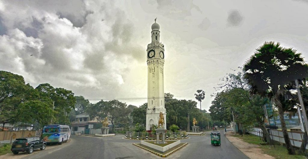 Jaffna Clock Tower