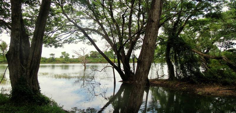 Kahalla Reservoir