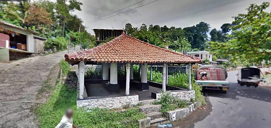 Yakgahapitiya Sirimalwatta Ambalama