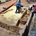 Prehistoric Canoe Burial Site at the Minuwangoda Dewapola Ananda Maha Vidyalaya