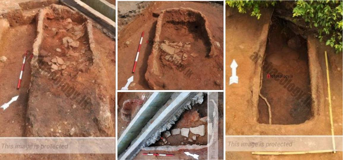 The clay canoes of the Haldummulla Prehistoric Burial Site