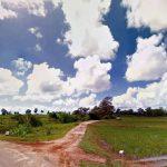Road towards the Pokkanagala Reserve