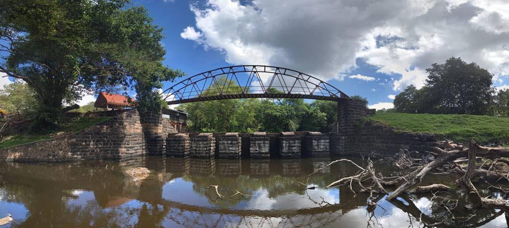 Kunchikulam Steel Arch Bridge