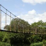 Kunchikulam Hanging Bridge