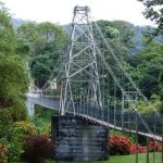 Peradeniya Suspension Bridge (Sangili Palama)