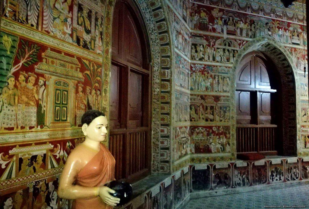 Image house of Kathaluwa Purana Viharaya